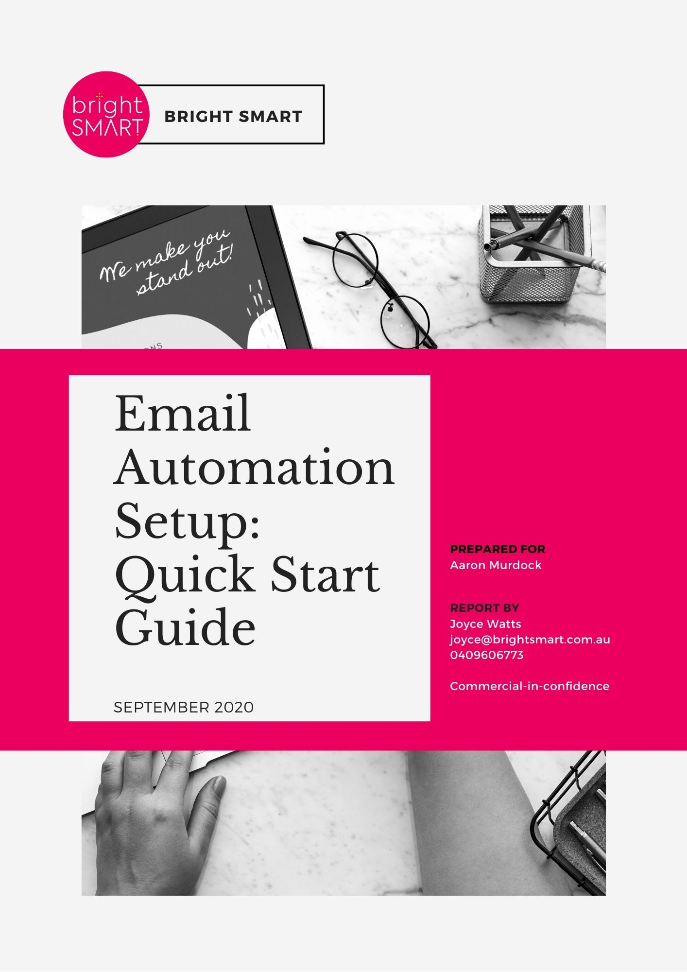 Email Automation Sequences_ Quick Start Guide